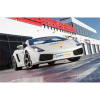 Driving experience with Lamborghini Gallardo